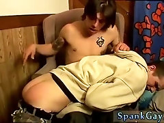 Spanked straight muscle guys and boy spanking gay sex movieture Swapping
