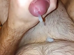 Hot gay cumshot - sborrata