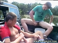 Black gangster uncut dick movie gay xxx 3 Boys, a lake, a truck & the