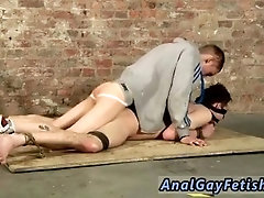 Free bondage videos tight gay and male jerk Used Like A Cheap Fuck Toy
