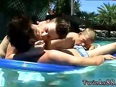 Gay teen kiss porn old and young Undietwinks favorites Ayden, Kayden and