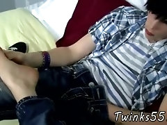 Sexy young gay teen twinks Toe Sucking Solo Boy Tyler