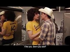 Hot Argentinian boys love & threesome (2015)