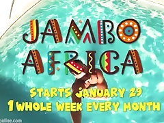 Jambo Africa mega series from Belami Online featuring hottest boys