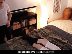 MormonBoyz - Missionary boy secretly fucked by his priest