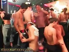 Gays go crazy