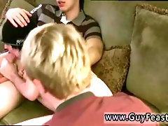 Emo small dick anal hot gay twink cock movie cut Aron, Kyle and James are