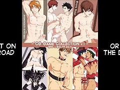 BL Yaoi CG Game Collection v1 Hentai Anime