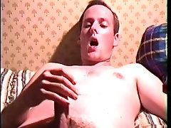 wanking with no cum this time