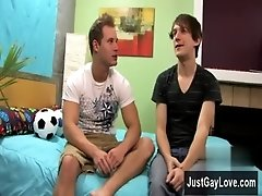 Gay men with small dick smoking Tyler Andrews takes the camera for