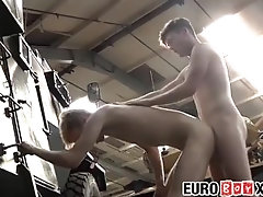 Twink army mechanic pounded by his secret lover