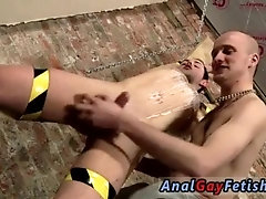 Gay blowjob youtube Spitting Cum In A Slaves Face
