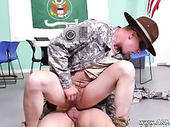 Old gay crush twink sex video mobile Yes Drill Sergeant!