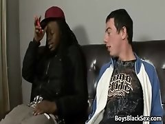 White Boys Getting Fucked By Big Black Dicks 04
